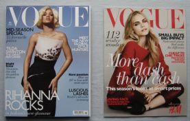 Vogue Magazine - 2011 - November